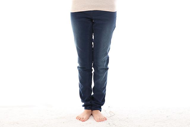 産前のジーンズがはけるようになった実例が多数あり