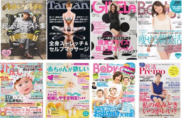 当院が使っている整体法は有名雑誌に多数掲載されています
